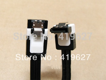 Free shipping HongKong Post 4PCS /Lot SATA 3 III 6GB / S data line serial hard lines Cable