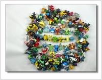 On Sales 156 Pieces   2~3CM High Pokemon  Action Toys  Figures WA0037