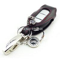 ADDAN Genuine leather car key case for Nissan TEANA X-Trail CrossCabriolet  GT-R Premium Juke car accessories
