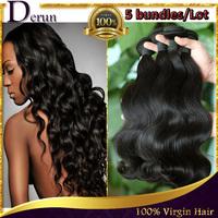 Brazilian Virgin Hair Body Wave Mix 5pcs/lot Unprocessed Human Hair Weave Hair Extension Brazilian Body Wave Remy Hair Bundles