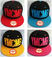 Hot sell..Basketball Snapback , Adjustable YMCMB Hats Baseball football Snapback YM Caps 1PCS/Lot.H2017..Free Shipping