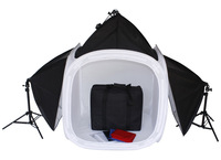 "Professional Softbox 80cm/32"" Softlight Round Tent Lightbox Photo Studio Lighting Kit New Product"