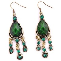 Free shipping  hot sale swing  water drop fashion jewelry  Vintage Earrings  -EG111