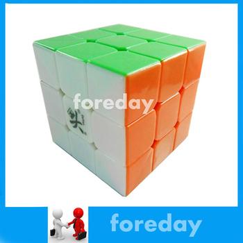 dayan Guhong mixed Dayan GuHong 3x3 speed magic Cube 6 Color Stickerless