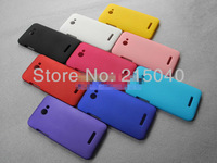 Free Shipping New Hard Plastic Rubberized Matte Case for HTC X920e Butterfly Shell Skin Back Cover Case, HCC-002