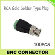 popular cctv bnc connector