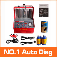 Factory Price Promotion!!100% Origninal Launch CNC-602A CNC602A injector cleaner and tester With English Panel free shipping DHL