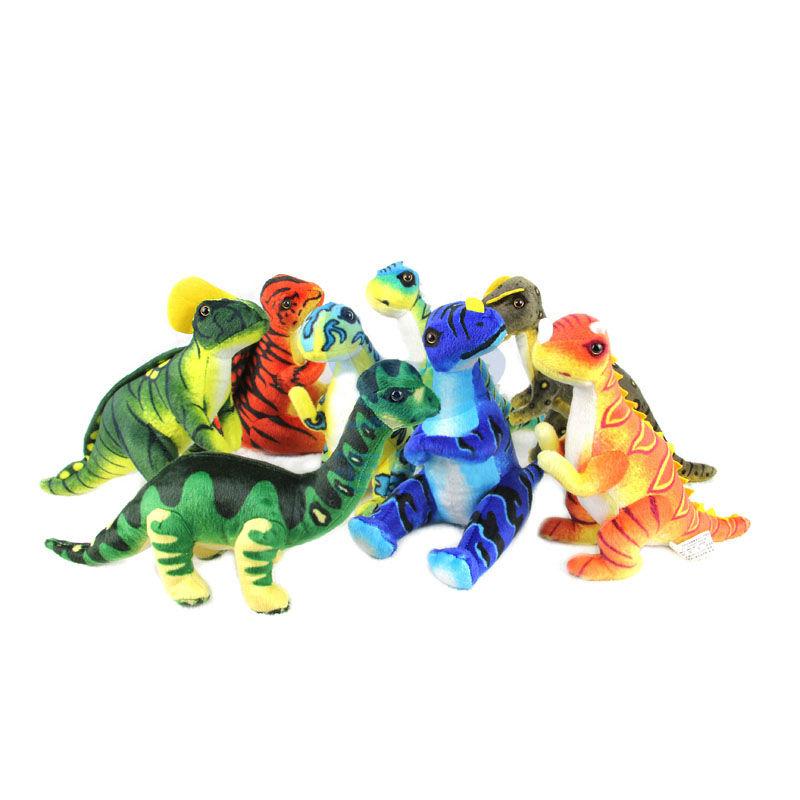 Family Cartoon of 7 Family Cartoon Plush Toys
