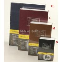 Dictionary Book Safe Box Security key Safe Box Strongbox Cash Money Box With Locker & Key Money Box 1pc
