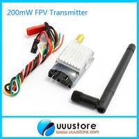 100% original Boscam FPV 5.8ghz 200mW Video Audio  Wireless Transmitter TS351 For RC Car MultiCopter 2Km Range