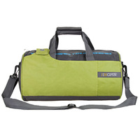 New arrival Free shipping barrel type travel tote crossbody  gym bag 5 colors available