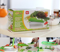 Nicer Dicer Plus Vegetables Fruits Dicer Nicer Food Slicer Cutter Chopper Peelers ,