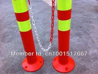 The induced column protection pile warning column plastic warning column high elasticity warning column Crossing bollard