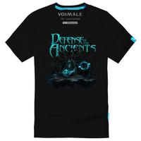 Magic dota 2012 male 100% cotton short-sleeve T-shirt black$ 13.5 Free shipping