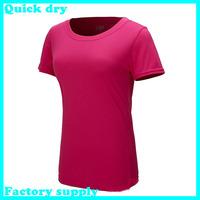 Dropshipping summer Casual designer UV Resistant sport wear T-Shirts Tee Shirt Slim Fit Tops popular quick dry t shirt women