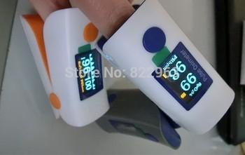 $$$$money! spo2  monitor Fingertip Pulse Oximeter,spo2 monitor  OLED screen ,SPO2 waveform display  3 colors Visual Alarm!!