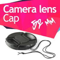 New 52mm Snap-on Front Lens Cap For Pentax kr kx k7 km k10d k20d k200d kit Free Shipping