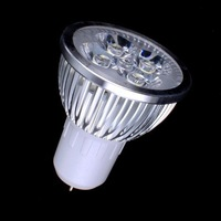 Free shipping,10pcs/lot, 6W MR16 220V  LED Spot light   Strandard halogen 40-60W