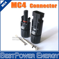 HOT SELL!! MC4 Solar Connector  /MC4 PV Converters / MC4 Connector with TUV, CE Certification + 20pair/lot