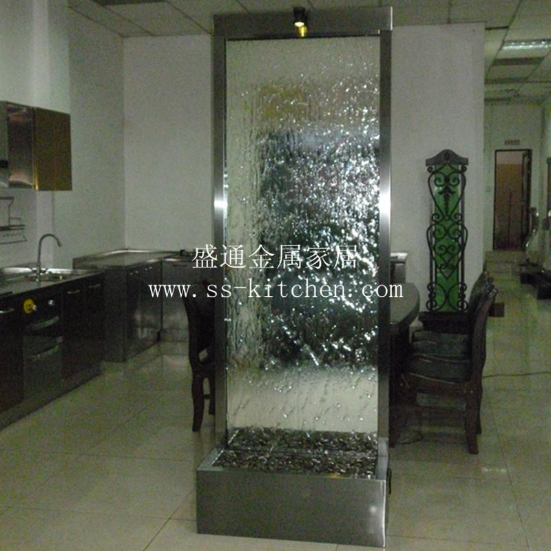 Achetez en gros murs rideaux d 39 eau en ligne des grossistes murs rideaux d 39 eau chinois - Interieur decoratie americain ...