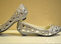 Big discount Crystal wedding shoes low-heeled silver rhinestone bride shoes wedding shoes bridesmaid shoes handmade