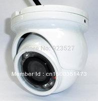 1/3 sony CCD 600TVL Vehicle camera (IR Day/Night) Mini Metal Dome