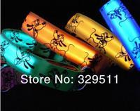 Pluto LED Dog Collar Flashing   Glowing Pet Collars Flashing Nylon Light Up Collar 5 Colors + 3 Sizes +fast  Free shipping