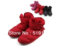 Free Shipping 2014 Newest Fashion Winter Slippers,Men and Women Lovers Soft Bottom Cotton Slippers Home Shoes