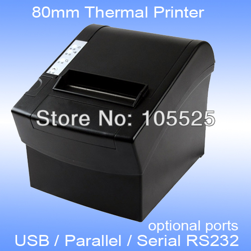 Point of sale thermal receipt printer XPC2008 cutter usb serial parallel interfaces(China (Mainland))