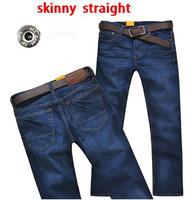 SIZE:29-40#GC716 Famous Designer Jeans Men,Cotton Zipper Casual Denim Jeans Men,Plus Size,Fashion Brand ww2 Men's, Warm Pants