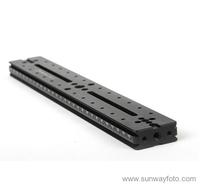 Free Shipping SUNWAYFOTO 300mm Long Rail Multi-Purpose Rails DPG-3016  Double Dovetail ARCA-SWISS Standard