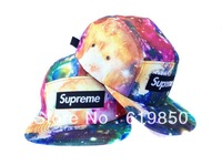 2013 new style Supreme  colorful camo snapback cap 5 and hats  summer cap for men freeshipping