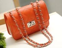 The 2014 Newest Beautiful Fashion Handbags  HandBag Fashion Good Material Zipper Designer Shoulder Bag Free Shipping Wholesale