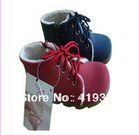 Free shipping+retail,baby boy girl fashion leisure shoes,baby leather shoes,infant soft sole shoes,baby footwear snow boots