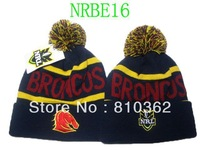 in stock  2013  NRL  Beanies, COWBOYS BULLDOGS QLD MAROONS  BRONCOS... all 18 teams mixed order , 20 pcs/lot  beanie SNAPBACK
