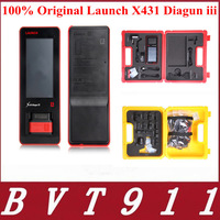 Top-Rated 100% Original Multi-language Update On Line Globle Version Auto Scanner Launch X-431 Diagun III  Launch Diagun Diagun3