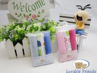 3pcs/lot USA Luvable Friends 3 Count Washcloth ,towel bath baby Free Shiping
