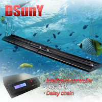 48inch,120cm, 4ft Intelligent programmable led aquarium light special design for reef coral tank