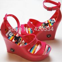 {d& t shop}2013 novo melissa jelly sandálias sapatos para mulheres sandálias plataforma atacado frete grátis(China (Mainland))