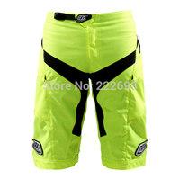 2013 High Quanlity with Pad! 2012 Troy lee design TLD Moto Pant/Shorts Bicycle Cycling MTB BMX DOWNHILL TLD Shorts Green