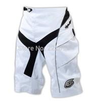 2014  Troy lee design TLD Moto Pant/Shorts Bicycle Cycling MTB BMX DOWNHILL TLD Shorts White