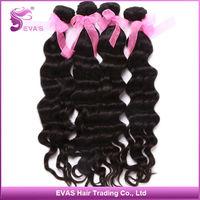 Peruvian Loose Deep Wave Hair Extensions 2 pcs/lot 100% Virgin Unprocessed Human Hair Free Shipping