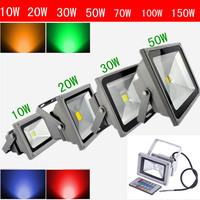 10W,20W,30W,50W,70W,80W,100W 85-265V High Power Flash Landscape Lighting LED Wash Flood Light Floodlight Outdoor Lamp& Wholesale