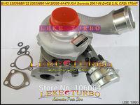 Wholesale NEW BV43 53039880122 53039880144 28200-4A470 Turbo Turbocharger For KIA Sorento 2001-2006 Engine D4CB 2.5L CRDi 170HP