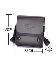 Polo man bag  shoulder bag  briefcase bag PU leather bag