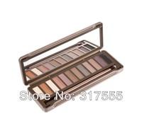 Hot Sale Brand 12 Colors Eye Shadow NK2 Natural Eye Palette Professional Makeup Palette Wholesale Drop Shipping