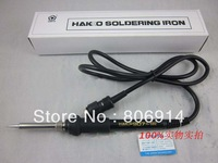 Free shipping 5-hole plug connector HAKKO 907 soldering handle iron for HAKKO936/ 937/928/926 soldering station