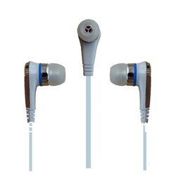 Best Noise Cancelling 3.5mm high quality headphone 50 cent SMS earphone for mp3/mp4,free shipping(China (Mainland))