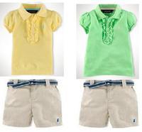 New, retails ,Free Shipping, boby T shirt+ pants, 1set/lot--JYS855