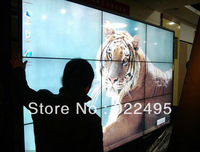 "Free Shipping  60"" IR Multi touch screen Overlay /frame without glass, Real 4 points touch, Use in LCD/LED Monitor and PC.."